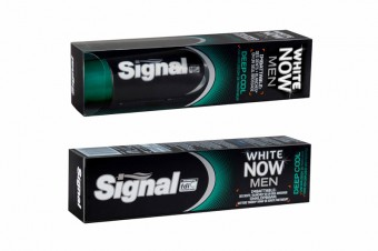 Signal White Now Men